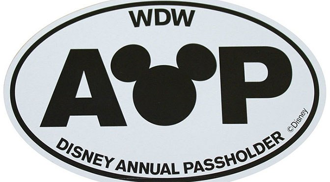 Disney Annual Pass