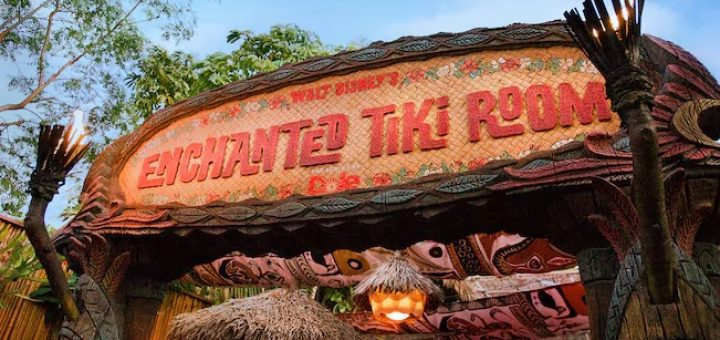 Image result for enchanted tiki room