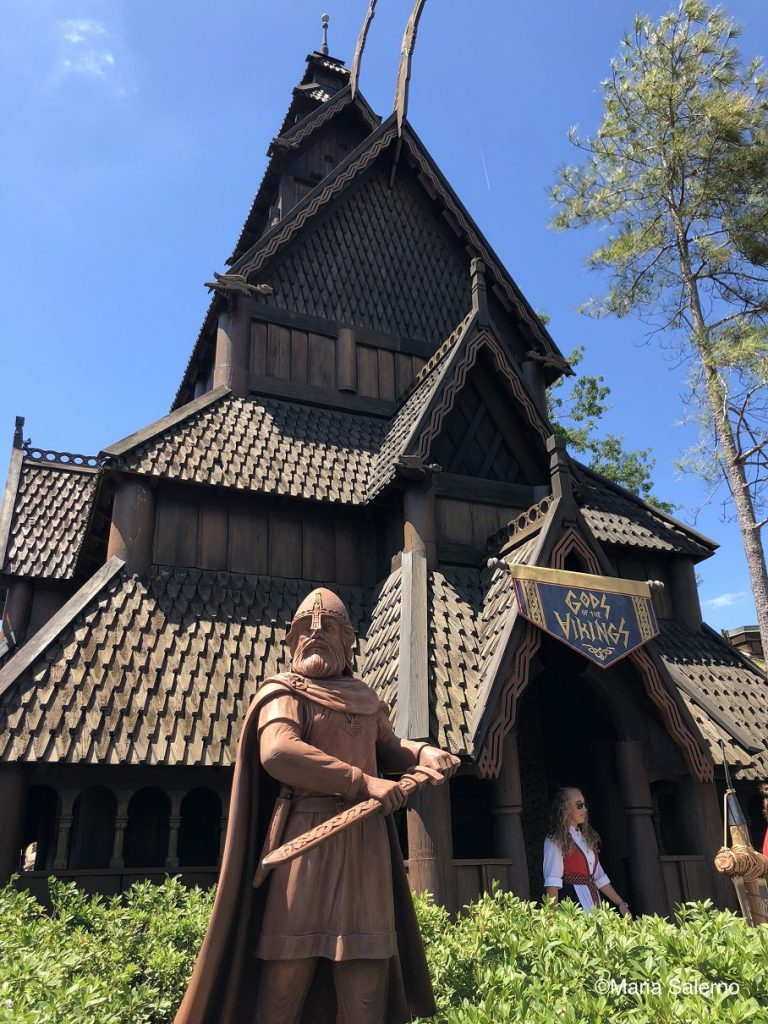Stave Church gallery