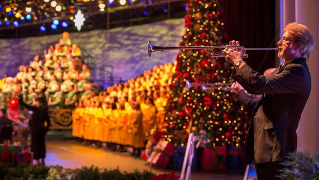 Disney Candlelight Processional