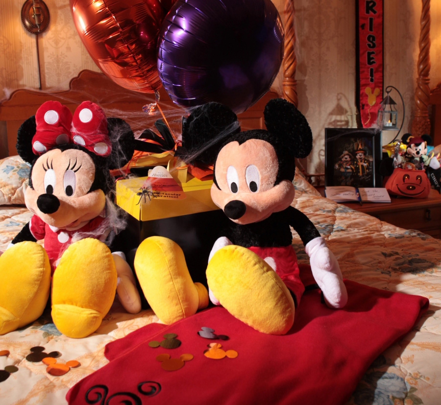 Disney In Room Celebrations