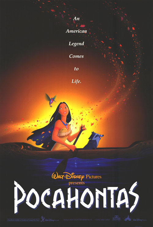 Pocohontas Movie
