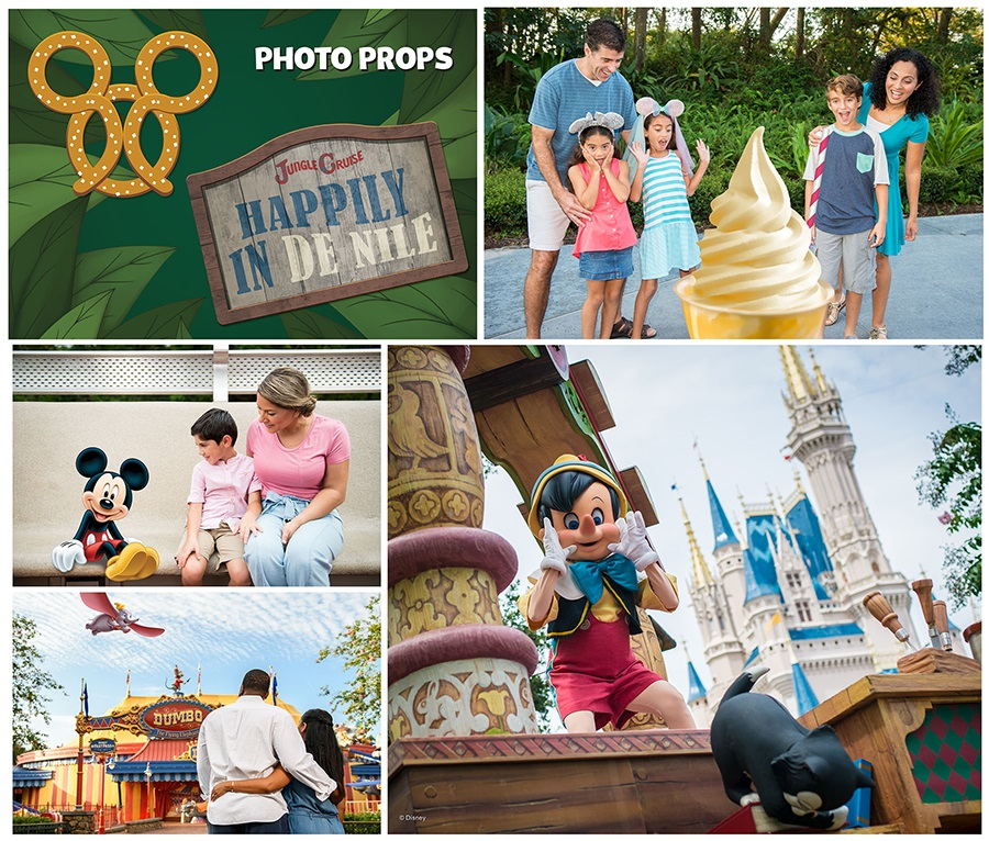 Magic Kingdom PhotoPass