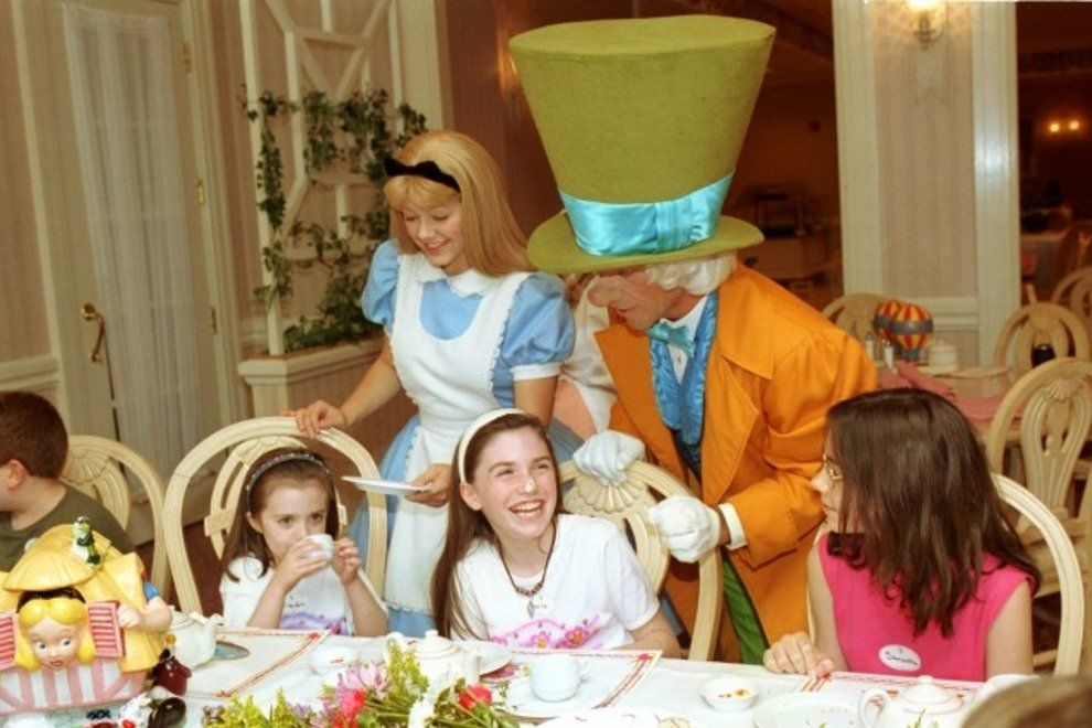 Wonerland Tea Party