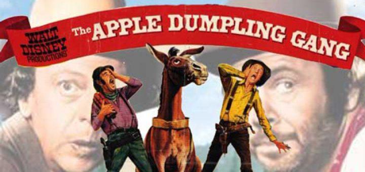 watch the apple dumpling gang 1975