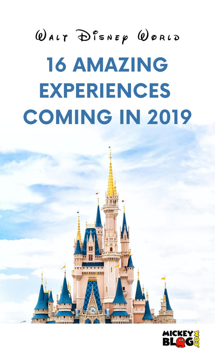 Check Out the 16 New Experiences Coming to Disney World in 2019