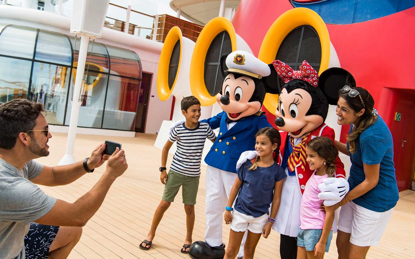 Included Disney Cruise Line