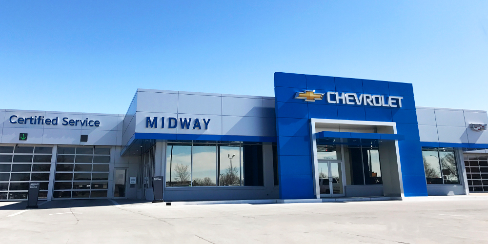 Our Stores     Midway Careers Midway Chevrolet Buick GMC Cadillac 515 2nd Ave E Kearney  NE 68847  New  Car Kearney 308 234 2496 Used Car Kearney