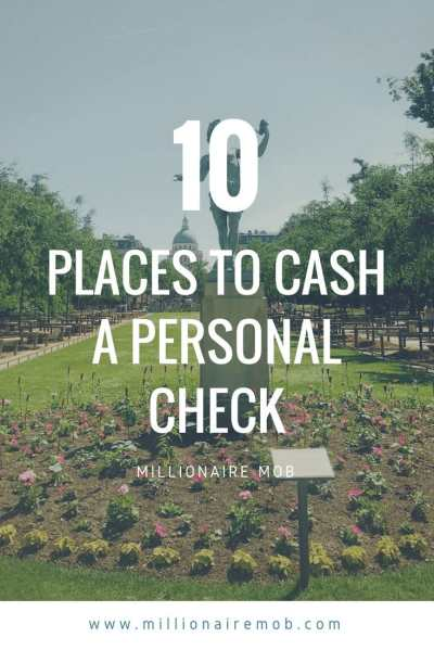 10 Places That Cash Personal Checks: Find Reliable Check Cashing