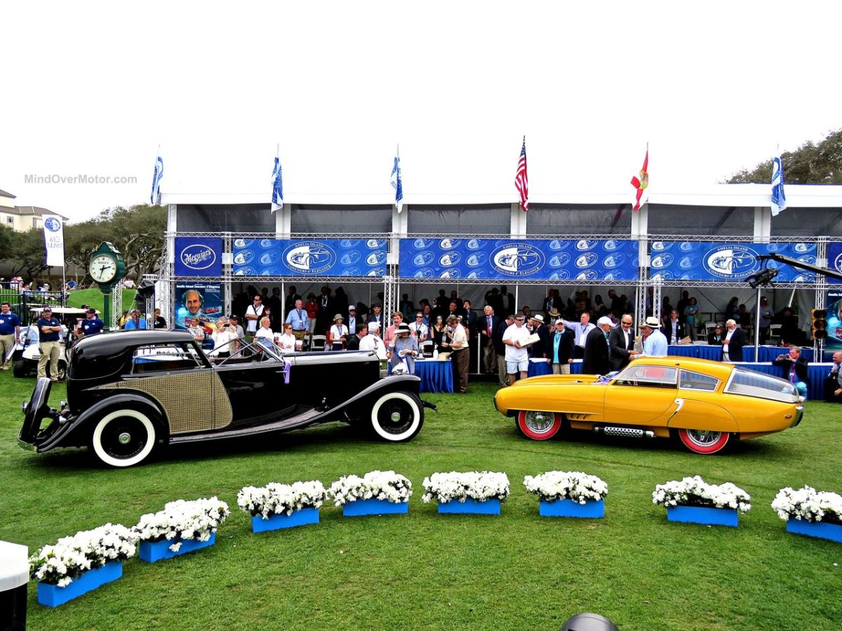 2016 Amelia Island Concours d'Elegance Gallery 1 | Mind Over Motor