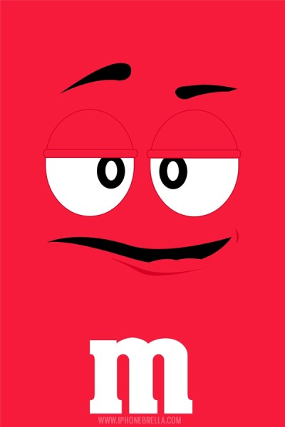 M&M Chocolate iphone wallpapers on Behance