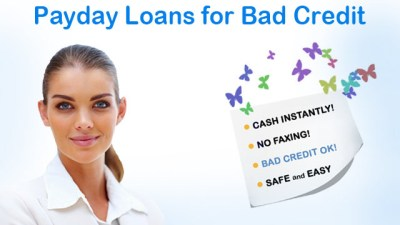 Payday Loans For Low Income And Bad Credit - Online Application