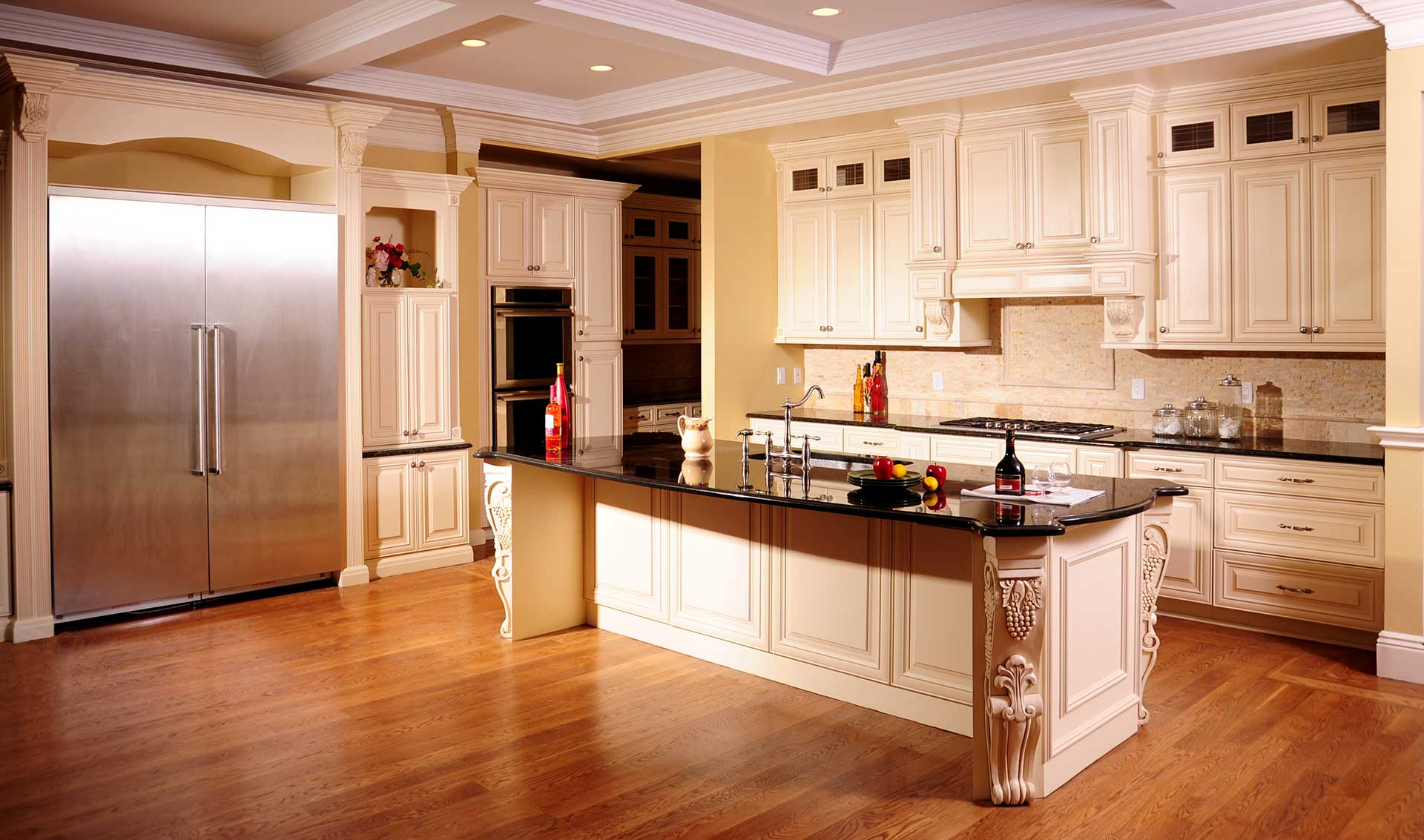 mkcabinet kitchen cabinets chicago Counter Top Cabinet Expert