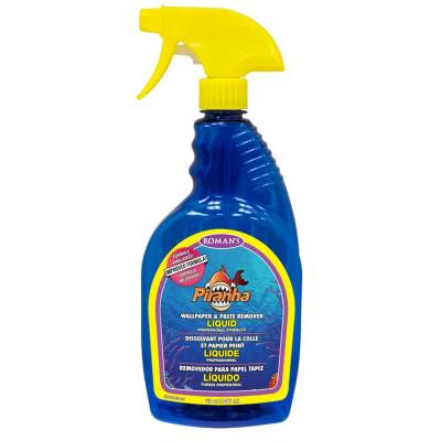 Shop Piranha Liquid Wallpaper and Paste Remover Spray at Lowes.com