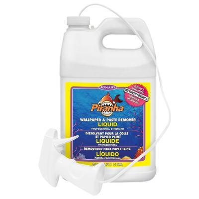 Shop Piranha 128-oz Liquid Wallpaper Remover at Lowes.com