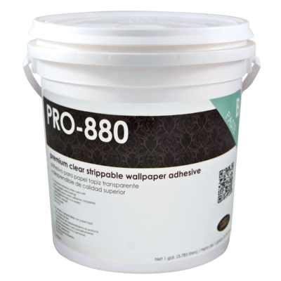 Shop Professional PRO-880 Ultra Clear 128-oz Wallpaper Adhesive at Lowes.com