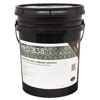 Shop Professional PRO-838 Heavy Duty Clear 640-oz Wallpaper Adhesive at Lowes.com