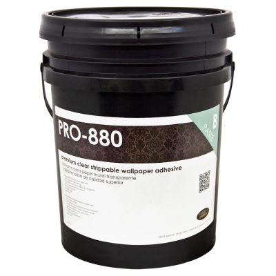 Shop Professional PRO-880 Ultra Clear 640-oz Wallpaper Adhesive at Lowes.com