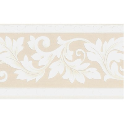 Style Selections 5-in Beige Prepasted Wallpaper Border at Lowes.com
