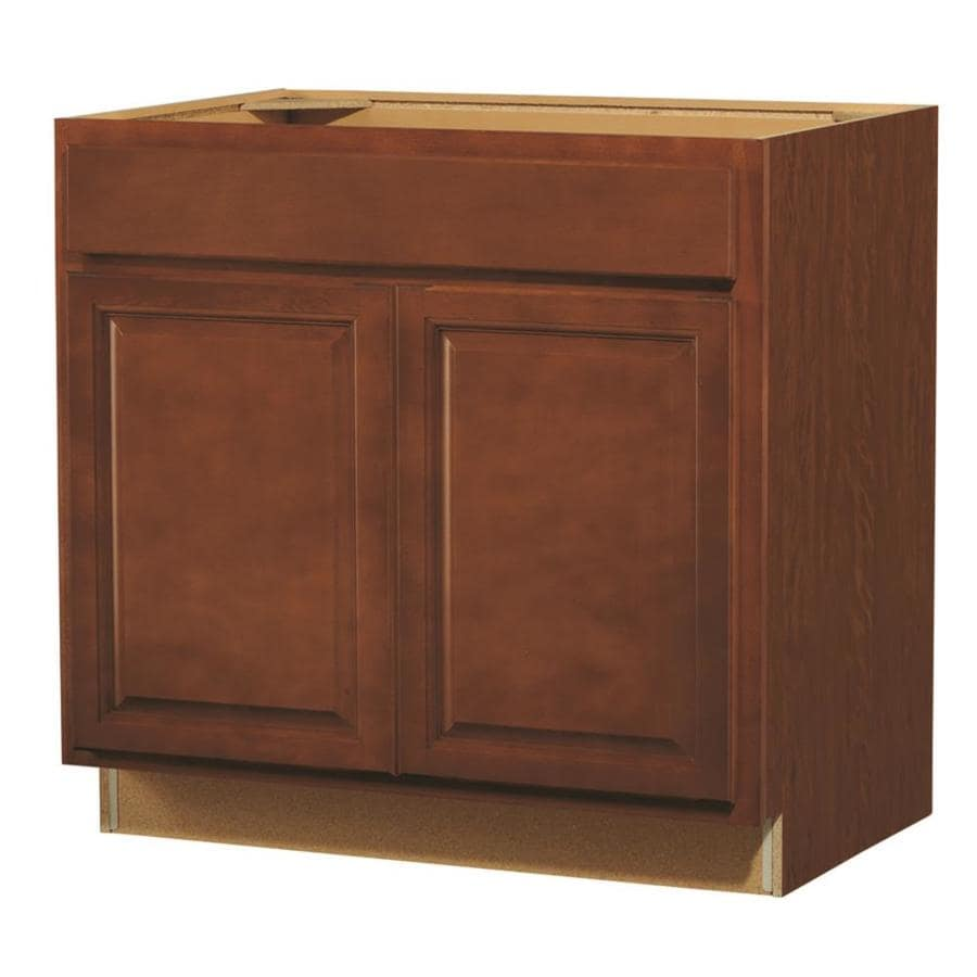 lowes kitchen base cabinets kitchen cabinets at lowes Kitchen Clics Cheyenne 36 In W X 35 H 23 75 D