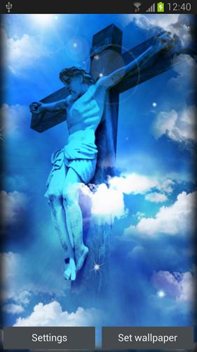Jesus by Live Wallpaper HD 3D live wallpaper for Android. Jesus by Live Wallpaper HD 3D free ...