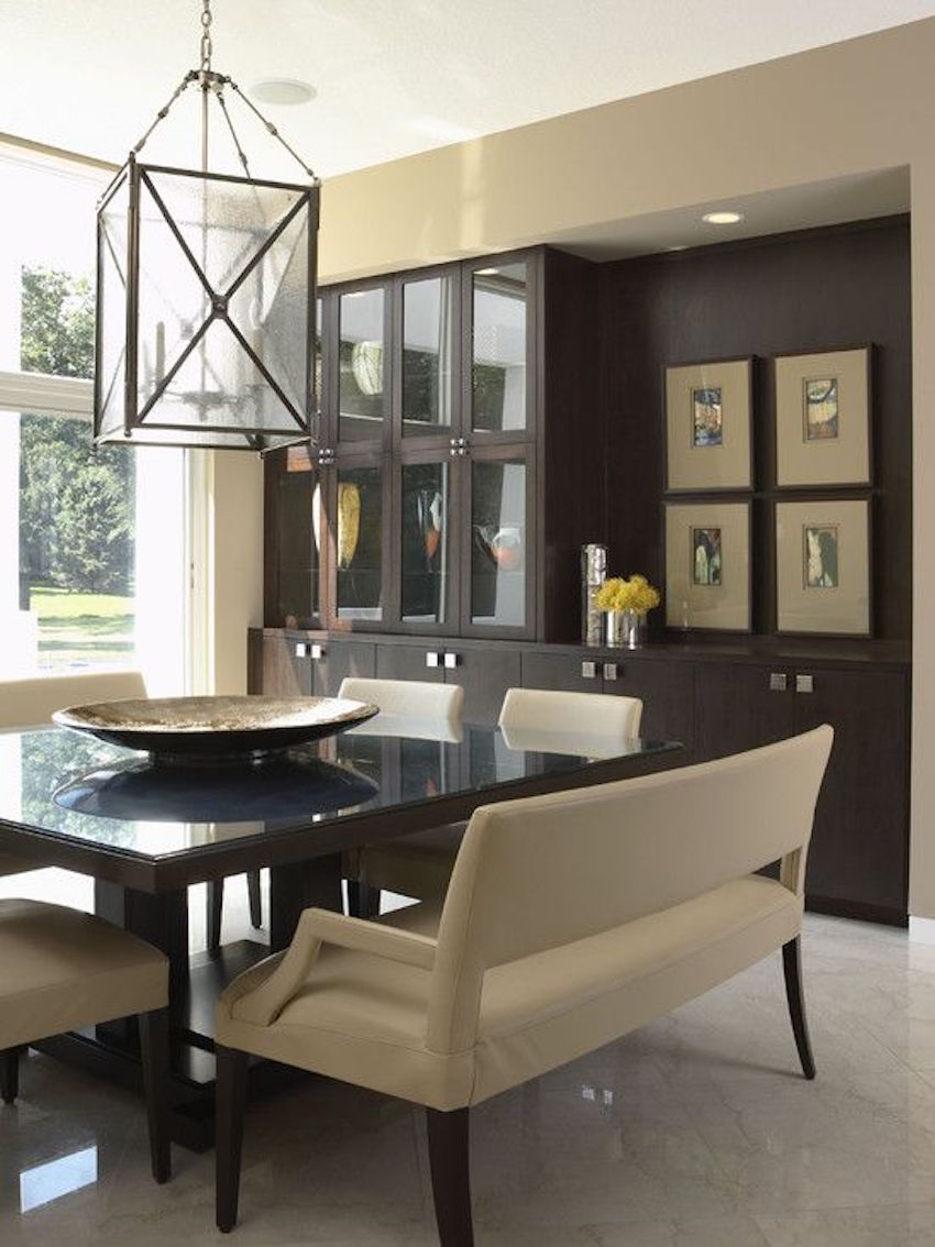 10 Superb Square Dining Table Ideas for a Contemporary Dining Room 6