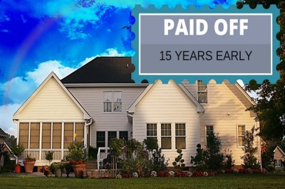 How I Paid off My Mortgage 15 Years Early (and 5 Easy Ways for You to Do the Same) - MoneyPantry