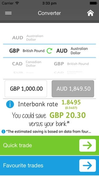 Best International Money Transfer Apps - iPhone & Android