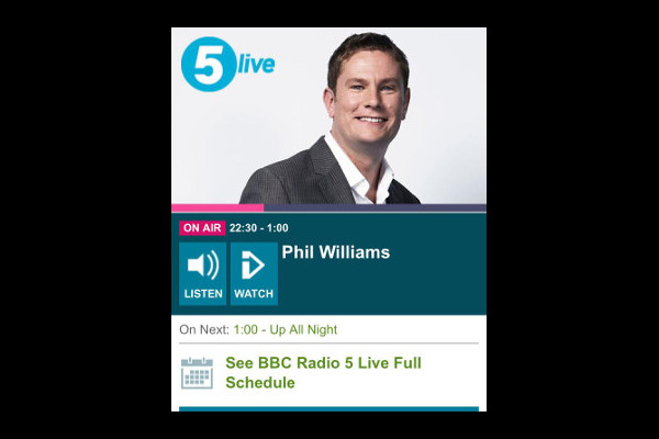 Moving InWards Features On BBC Radio 5 Live   Moving InWards Moving InWards Features On BBC Radio 5 Live