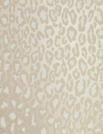 Brian Yates Upstairs Downstairs Wallpaper Leopard