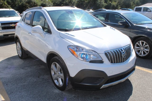 New Buick Encore   Buy  Lease  or Finance   Gainesville  FL 32609 Used 2016 Buick Encore in Gainesville Florida