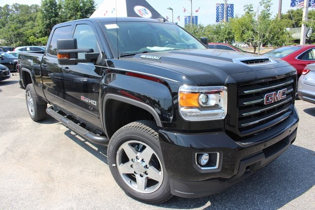 Gainesville Buick GMC Dealership   New   Used Cars For Sale New 2018 GMC Sierra 2500 in Gainesville Florida