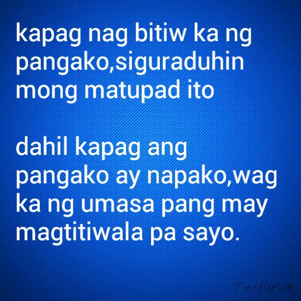 ve quotes tagalog - sweet messages for your