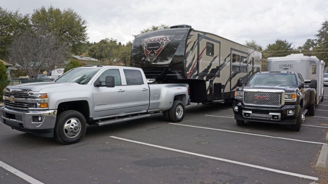 GM Gears Up For Pickup Truck Wars 2015 GMarizona2015