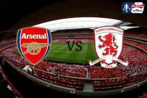 Prediksi Arsenal Vs Middlesbrough