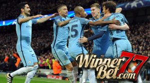 Hasil Pertandingan Manchester City vs Barcelona: Skor 3-1
