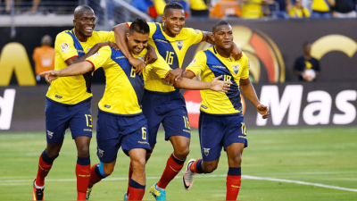 Ecuador superó 2-0 a Jamaica en el Red Bull Arena en amistoso internacional por fecha FIFA ...