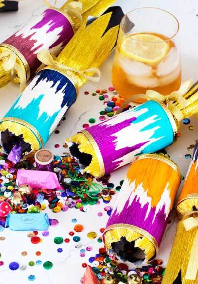 11 more DIY Christmas crackers. Snap, cracker and pop!