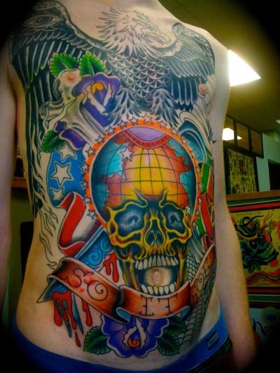 Brandon Munday Tattoo | Munday Tattoo