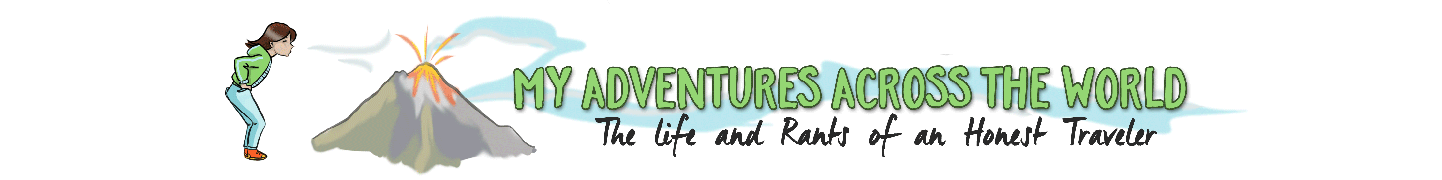 My Adventures Across the World