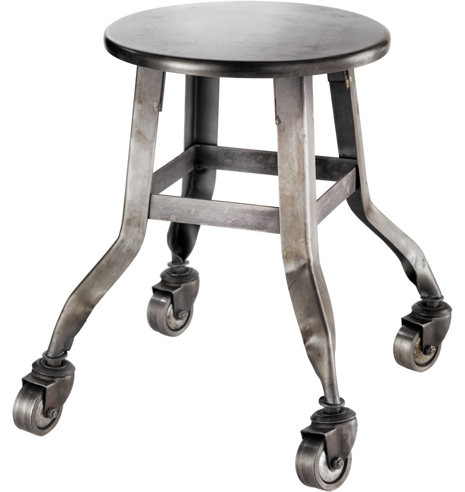 rolling kitchen stool rolling kitchen chairs Rolling kitchen stool Photo 5