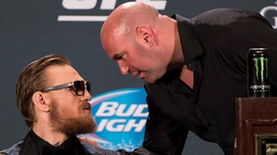 """Dana White on Conor McGregor Getting a Stake in The UFC: """"Never gonna' happen"""""""