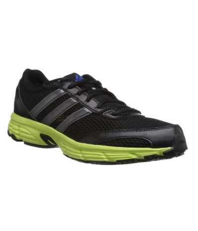 Adidas Black Lifestyle Sport Shoes Price in India- Buy ...