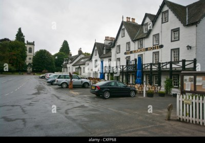 Kenmore Village Scotland Stock Photos & Kenmore Village Scotland Stock Images - Alamy