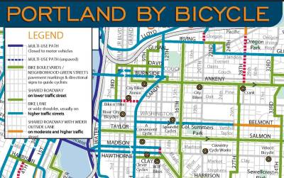 Bike Streets The Low Stress Denver Bike Map - Interior Design Ideas on