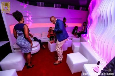 Inside B Club - Where Nairobi Millionaires Blow Their ...
