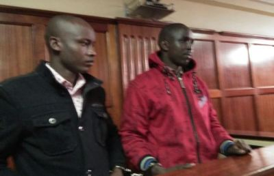 City Park Shooting: Two Cops Charged With Murder of Janet Waiyaki