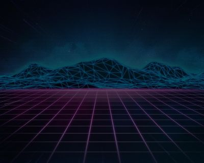 Rad Pack 80's-Themed HD Wallpapers - Nate Wren - Graphic Design