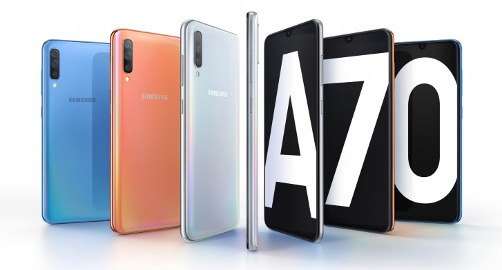 Samsung Galaxy A70 and Galaxy A60 images and specs leaked by TENAA