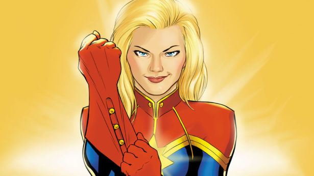 Here s Your Official First Look at CAPTAIN MARVEL   Nerdist Here s Your Official First Look at CAPTAIN MARVEL